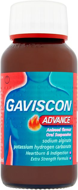 Gaviscon Advance Liquids Aniseed 150ml