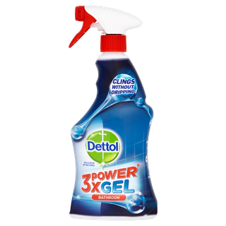 Dettol 3x Power Gel Bathroom