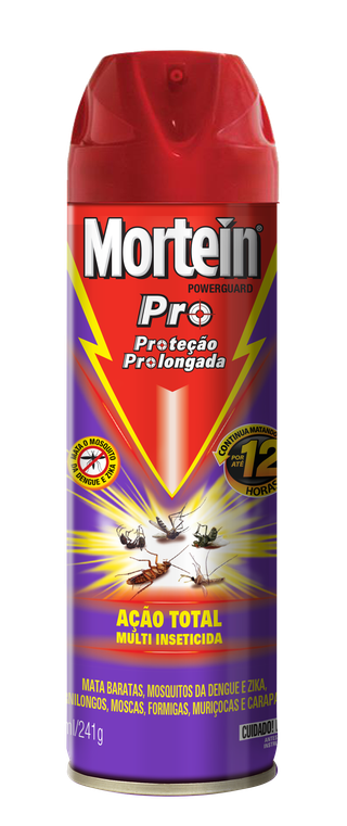 Mortein Aerossol Ação Total 300 ml