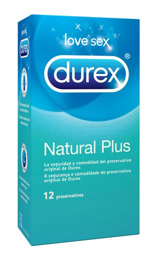 Durex Natural Plus / Comfort