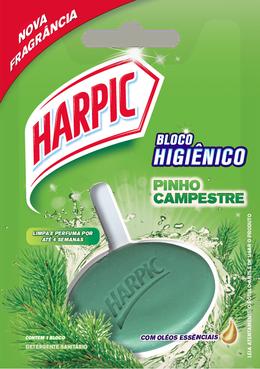 HARPIC BLOCO HIGIÊNICO - Pine