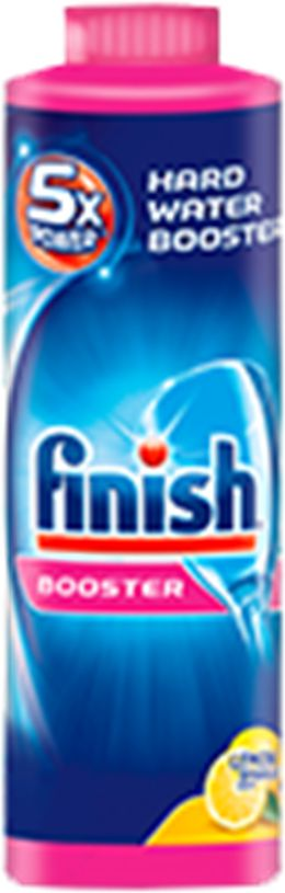 Finish Hard Water Detergent Booster