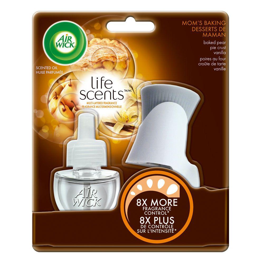 Life Scents Mom S Baking Scented Oil Starter Kit