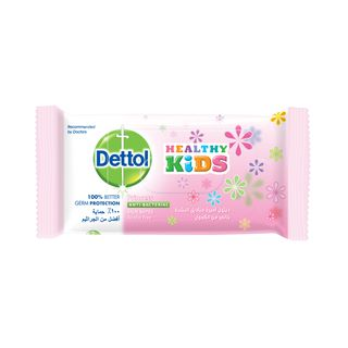 Dettol Skin Wipes Healthy Kids Princess 10s