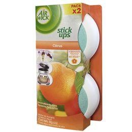 Sparkling Citrus Stick Ups™ Air Freshener