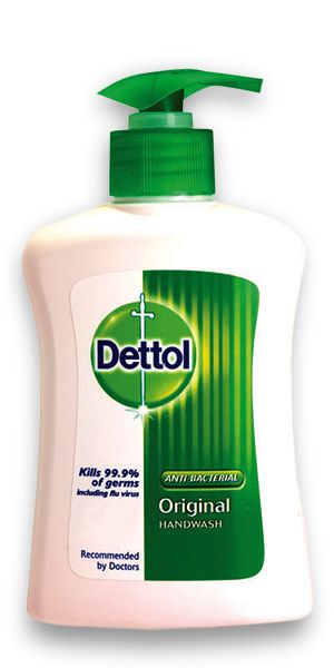 Dettol Antibacterial Original Liquid Hand wash 400ml