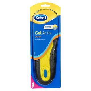 GelActiv Insoles Work