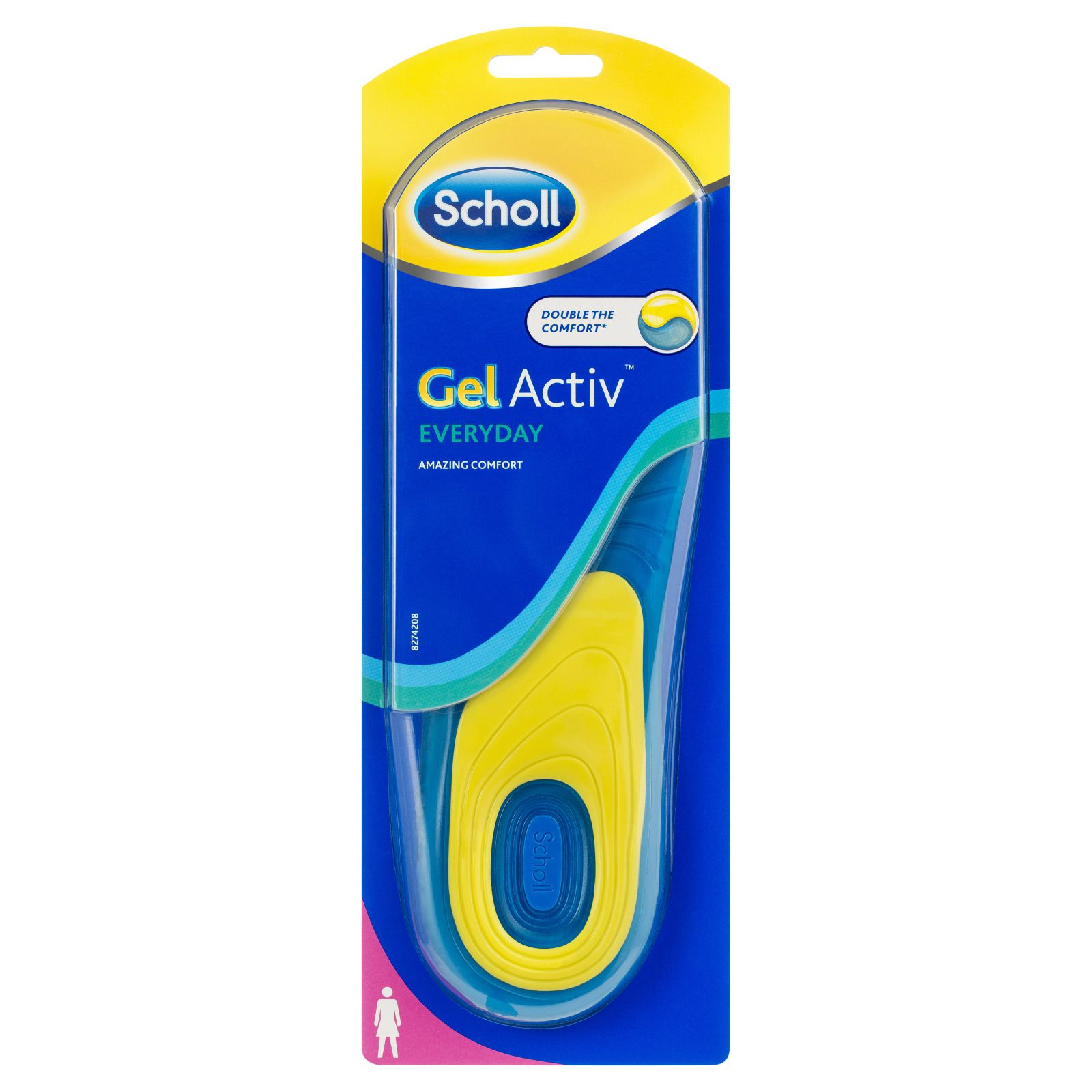 Everyday Insoles | Gel Insoles