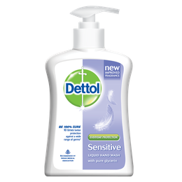 Dettol Sensitive pH-balanced Hand Wash