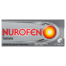 Nurofen Tablets 200mg 24s
