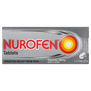 Nurofen Tablets 200mg