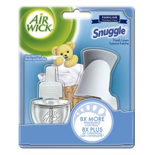 Snuggle™ Fresh Linen Scented Oil Starter Kit