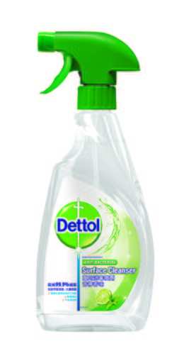 Dettol Surface Cleanser Lime 500ml