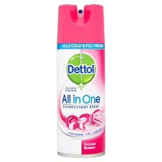Dettol All in One Disinfectant Spray - Orchard Blossom