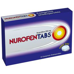 NUROFENTABS 200MG