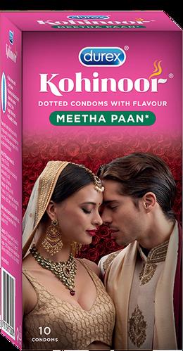 Durex Kohinoor - Meetha Pan
