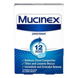 MUCINEX® SE