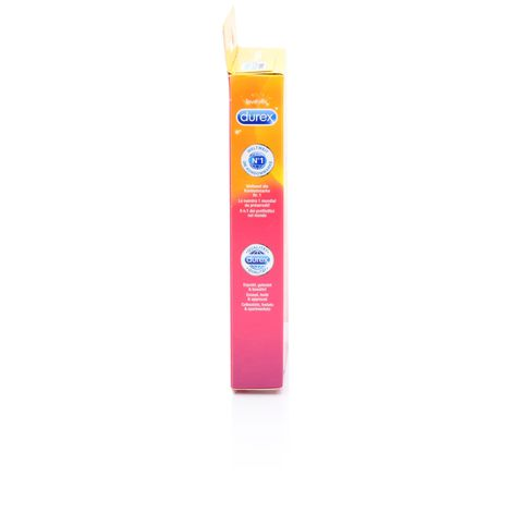 Durex Pleasuremax, 6 Kondome