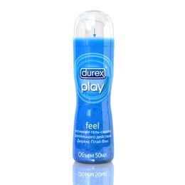 DUREX Play Feel Интимная гель-смазка 50мл