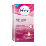 Veet® Suprem'Essence Wax Strips untuk Kulit Normal/Kering