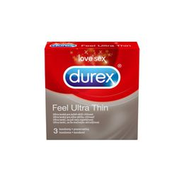 Durex kondomi feel ultra thin 3 komada