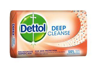 Sabun Anti Bakteri Dettol Deep Cleanse (105g)