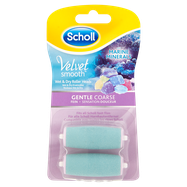 Scholl Velvet Smooth Roller Head - Gentle Coarse