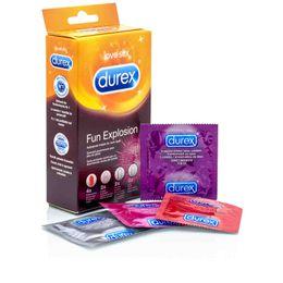 Durex Fun Explosion préservatifs 10 pcs