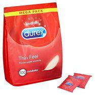 Durex Thin Feel Condoms 100 Pack