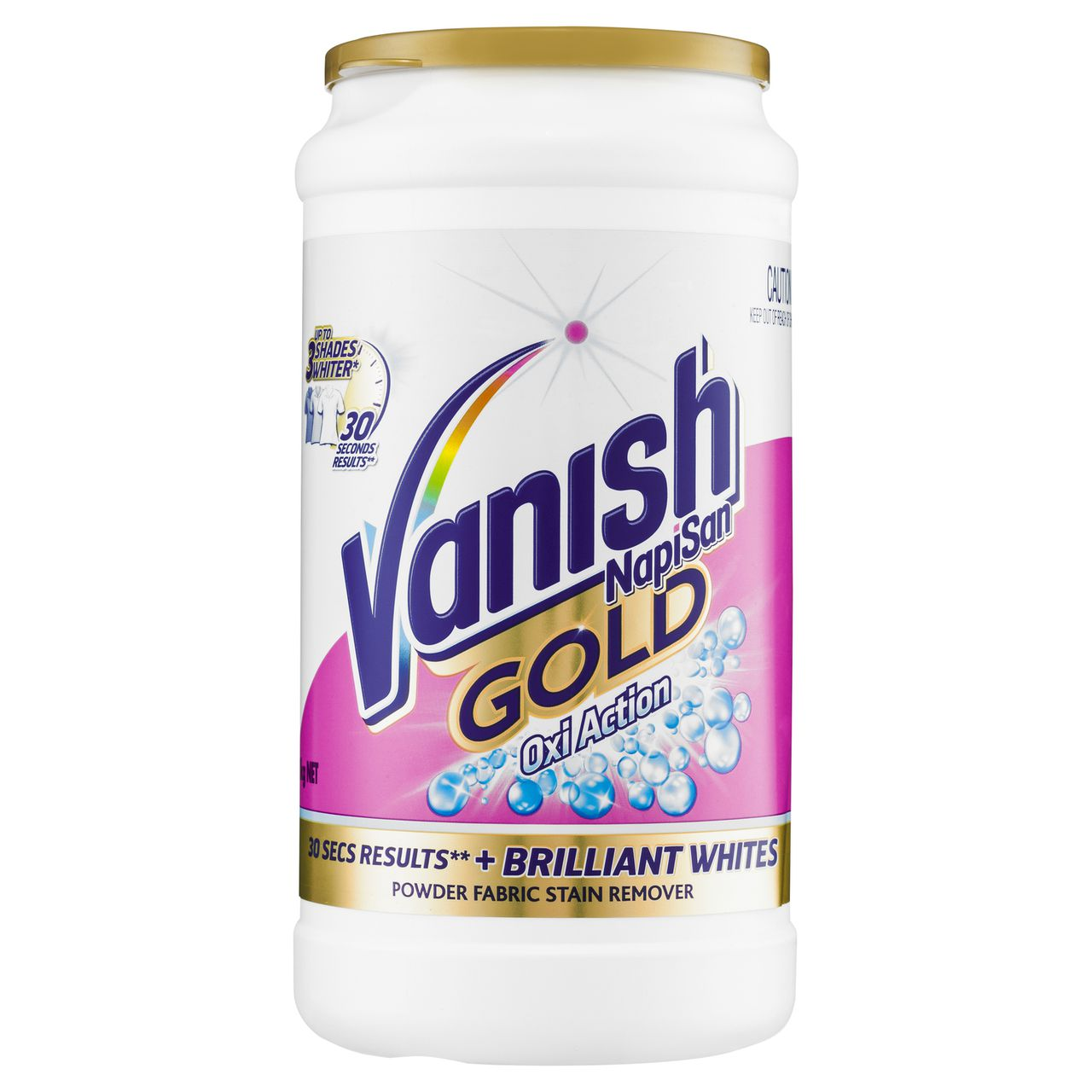 Vanish Gold For Whites Powder Stain Remover Vanish Nz