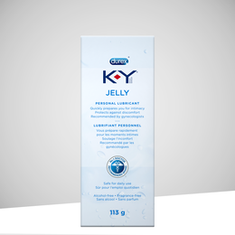 K-Y® JELLY Personal Lubricant