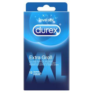 Durex XXL Extra Gross 1