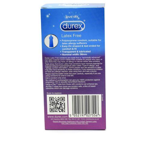 12 free condoms