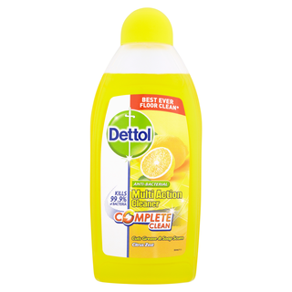 Dettol 4in1 Disinfectant Multi Action Cleaner - Citrus