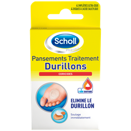 Pansement Traitement Durillons