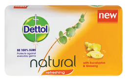 Dettol Soap Refreshing