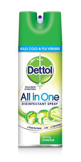 Dettol Disinfectant Spray-Spring Waterfall