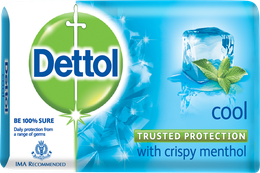 Dettol Cool Bar Soap