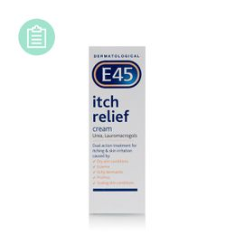 E45 products for dry or itchy skin