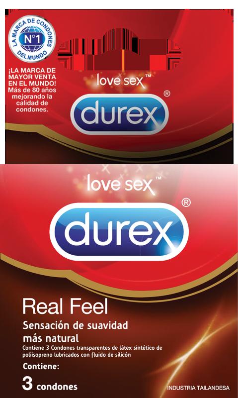 Durex® Real Feel