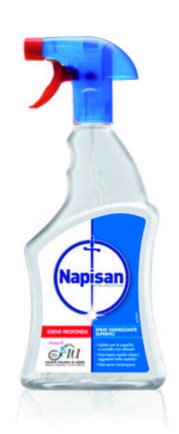 Spray Igienizzante Superfici
