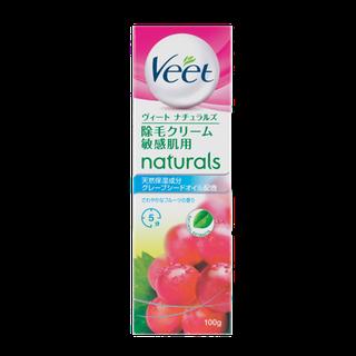 Veet® Naturals Hair Removal Cream