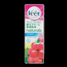 Veet®天然保濕脫毛乳霜(敏感肌適用)