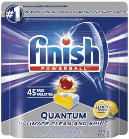 Finish® Quantum® Lemon Sparkle™