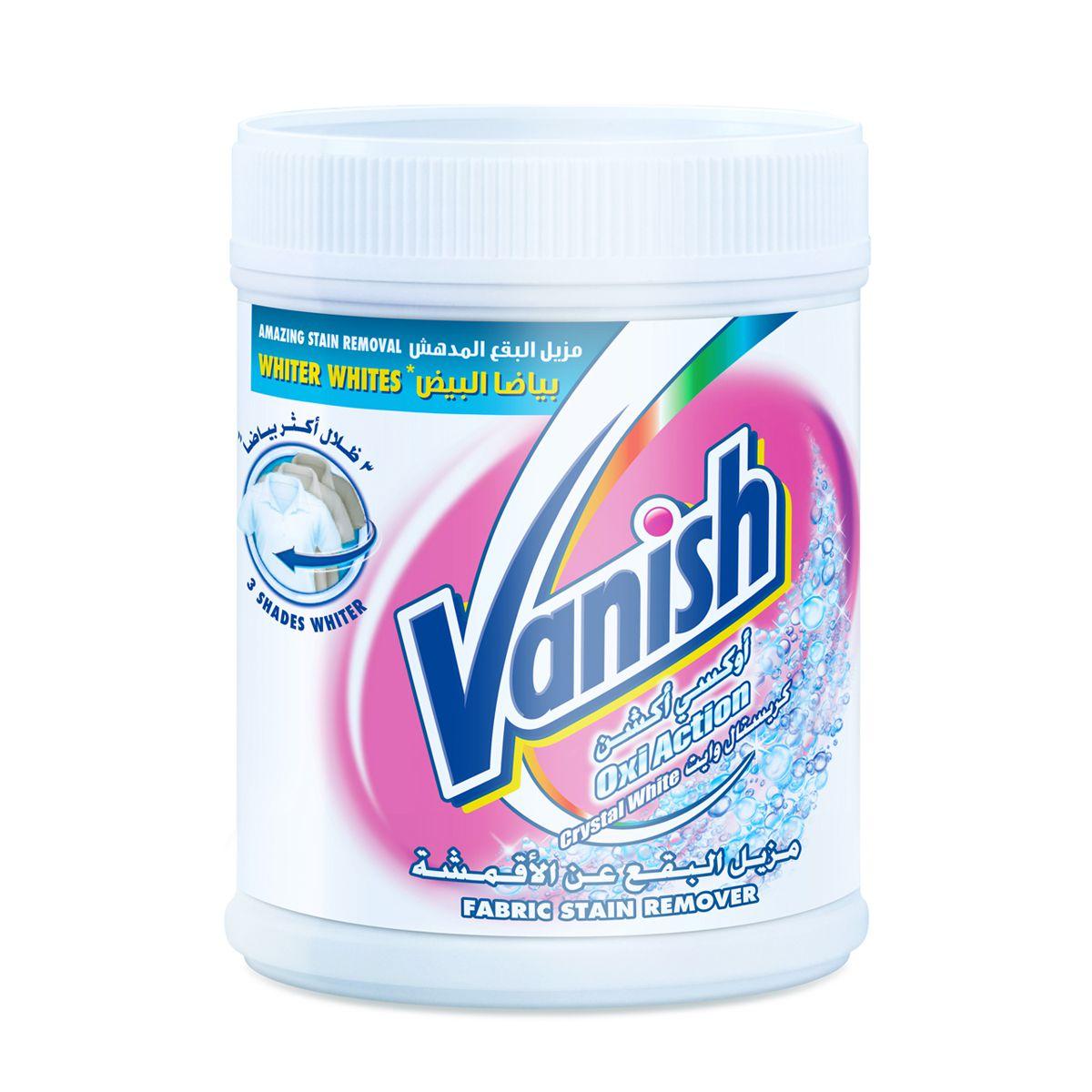 Vanish oxi action pre-treat spray | stain remover | vanish au.