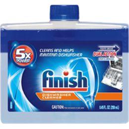 Finish Dishwasher Cleaner Liquid
