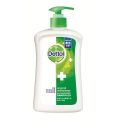 Dettol Antibacterial pH-balanced Original Liquid Hand wash