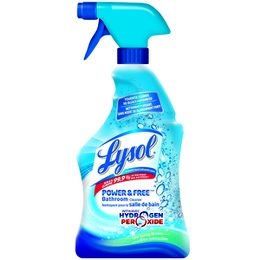 Lysol® Hyrogen Peroxide Bathroom Cleaner