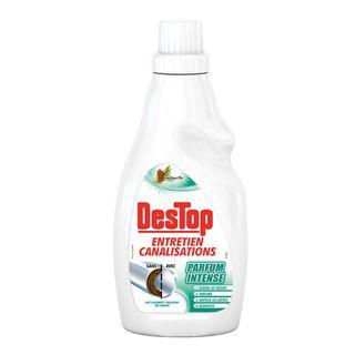 Destop Entretien Canalisation Parfum Intense