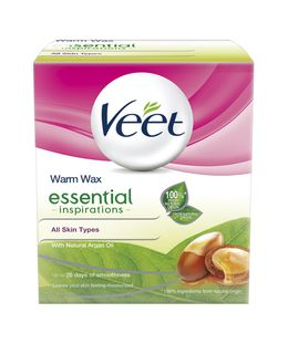 Veet Essential Inspirations Warm Wax 250 ml